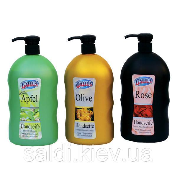 Антибактериальное мыло Gallus Olive Галус Киев