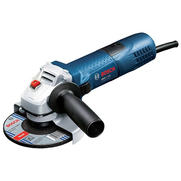 Угловая шлифмашина (болгарка) Bosch GWS 7-125, 0601388102