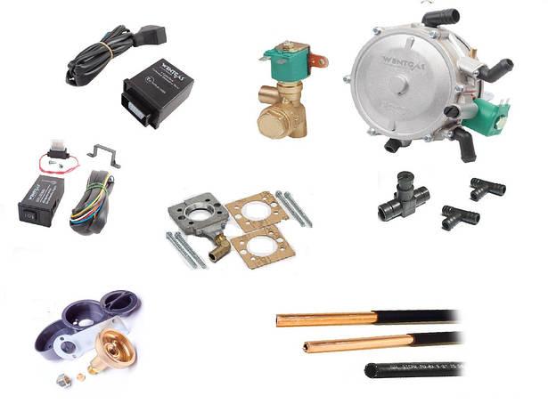 Комплект ГБО на моноинжектор Bosh.Трубка пластиковая, фото 2