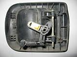 Наружная ручка передней правой двери б/у на Renault Master 2003-2010 год (дефектная), фото 2