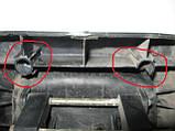 Наружная ручка передней правой двери б/у на Renault Master 2003-2010 год (дефектная), фото 3