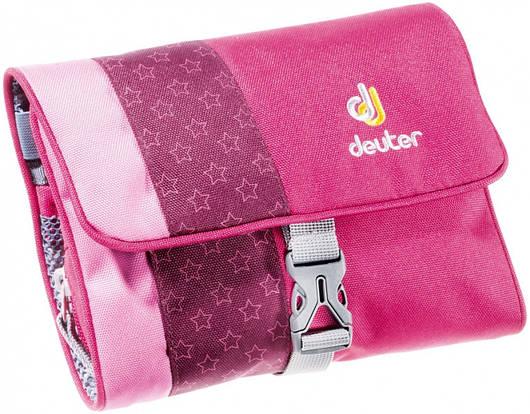 Несессер детский Deuter Wash Bag I - Kids pink (39420 5040)