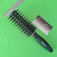 Брашинг Salon professional с комбинированной щетиной , 32 мм, фото 1