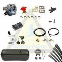 Полный комплект газового оборудования ГБО 2 поколения Tomasetto (карбюратор)