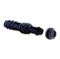 Стартер с резинкой для 20 мм трубки капельного полива Presto-PS ОP 0120 R (100 шт в уп.)
