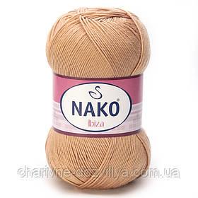 Пряжа для ручного и машинного вязания NAKO Ibiza (Ибица)