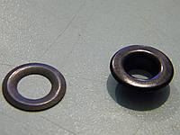 Люверс 10 мм оксид (1000 штук )