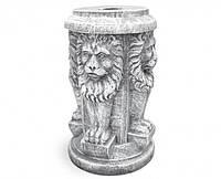 Тумба со львами