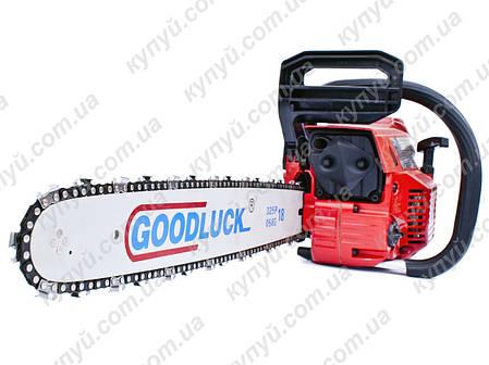 Бензопила Goodluck GL4500M 2 шины 2 цепи оригинал, фото 2