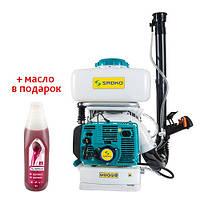 Опрыскиватель бензиновый Sadko GMD-5714 (3,3л.с., с нагнетательным насосом)
