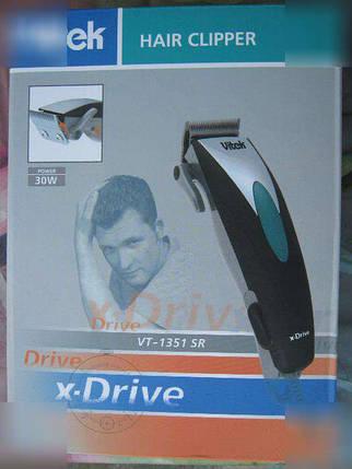 Машинка для стрижки Vitek 1351, фото 2