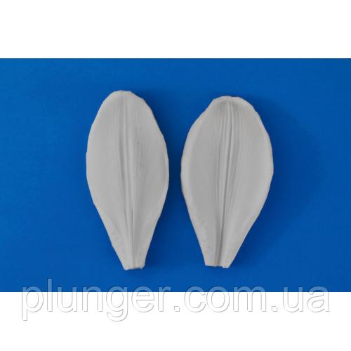 Вайнер кондитерський силіконовий для мастики Пелюстка  Лілії