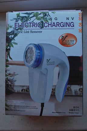 Машинка для удаления Катышей Electric Charging 1028, фото 2