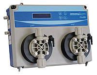Измерительно-дозирующая станция Seko DOUBLE PH-RX с мембранными насосами 5л/час