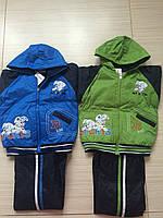 Спортивный костюм на мальчика 1,5-3,5 года
