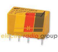 Реле HLS-(4078)-2C  5VDC