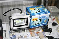 "Прожектор 20 LED 10w  ""Lemanso"" 6500K / LMP7-10"