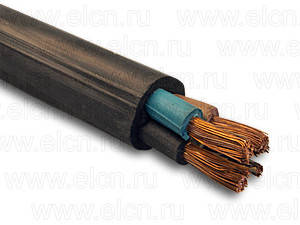 КГ (кабель КГ силовой гибкий с резиновой изоляцией)