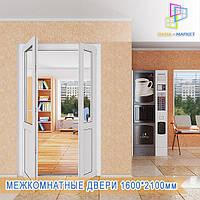 Купить межкомнатную ПВХ дверь в Киеве, фото 1