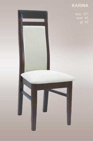 Деревянное кресло Karina (Rusin Meble)