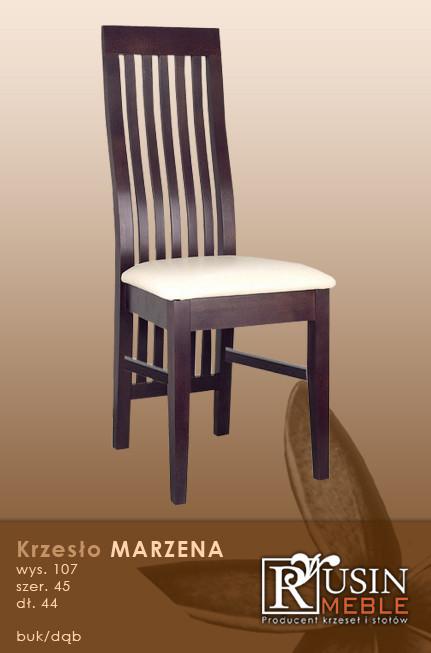 Деревянное кресло Marzena (Rusin Meble)