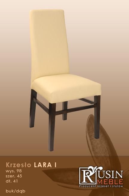 Деревянное кресло Lara I (Rusin Meble)