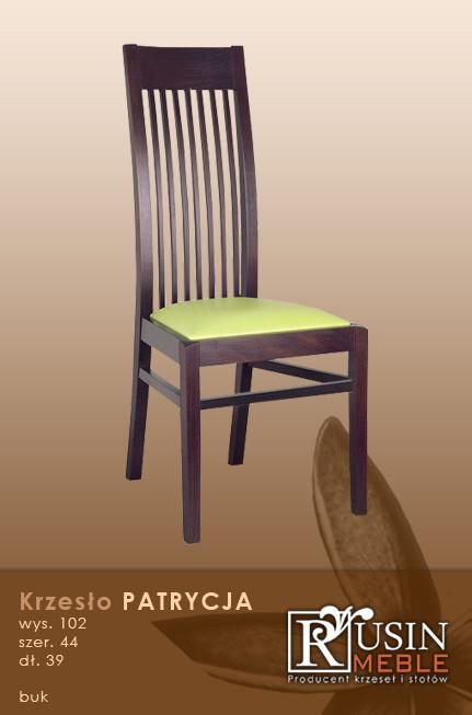 Деревянное кресло Patrycja (Rusin Meble)
