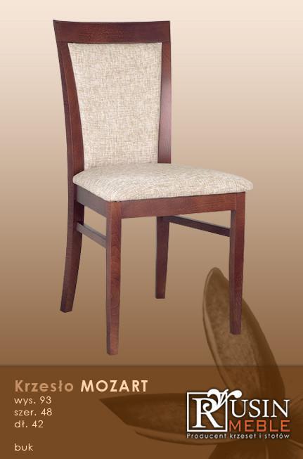 Деревянное кресло Mozart (Rusin Meble)