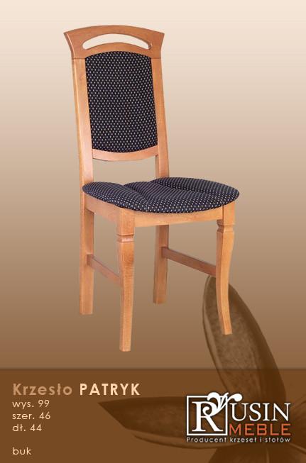 Деревянное кресло Patryk (Rusin Meble)