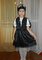 Шикарный костюм Муха-Цокотуха   прокат, фото 1