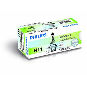 Philips LongLife EcoVision H11