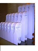Радиатор биметалл 500 x  85 SIRA GLADIATOR