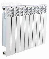 Радиатор биметалл 500 x  80 EKVATOR / SUMMER