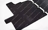 Резиновые коврики Ситроен Джампер в салон (коврики Citroen Jumper), фото 3