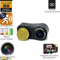 Мини камера Full HD Super Angle с циклической записью