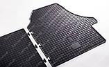 Резиновые коврики Ситроен Джампер в салон (коврики Citroen Jumper), фото 7