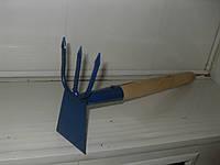 Рыхлитель-сапа с ручкой