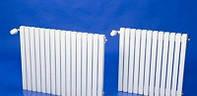 Радиатор трубчатый MAXITERM  8 секций 590 x 390