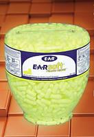 Противошумные вкладыши (беруши)3M-EARSOFT-PD02 в емкости для диспенсера