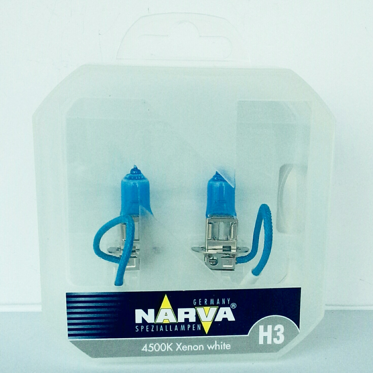 Narva Range Power White 4500K H3
