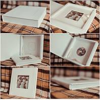 Подарочная коробка для фотокниги размером 30х30 см