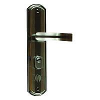 Ручки для китайских дверей Mongoose 9090 BN без подсветки для левой двери