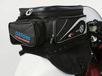 Многофункциональная сумка на бак с магнитами Oxford