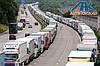 На белорусско-литовской границе в очередях стоят около 700 грузовиков