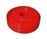 Труба сшитый полиэтилен 16 x 2.0 FADO красная без кислородного слоя для теплого пола