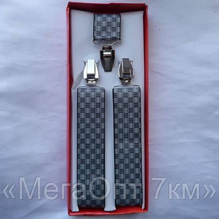 Подтяжки мужские 35мм купить оптом в Одессе недорого модные 7км, фото 2