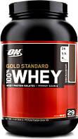 100% Whey Gold Standard Optimum Nutrition, 908 грамм