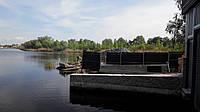 Укрепление берега реки, фото 1