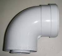 Колено d 60 x 100 мм для котла VITODENS VIESSMANN 26-35 комплект
