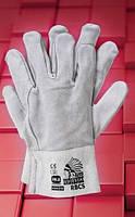 Защитные перчатки RBCS. Перчатки спилковые оптом, фото 1